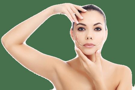 loose skin face